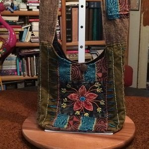 Rising International Hobo Bag